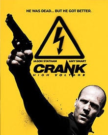 """Jason Statham lässt auch im zweiten Teil von """"Crank"""" keine Langeweile aufkommen"""