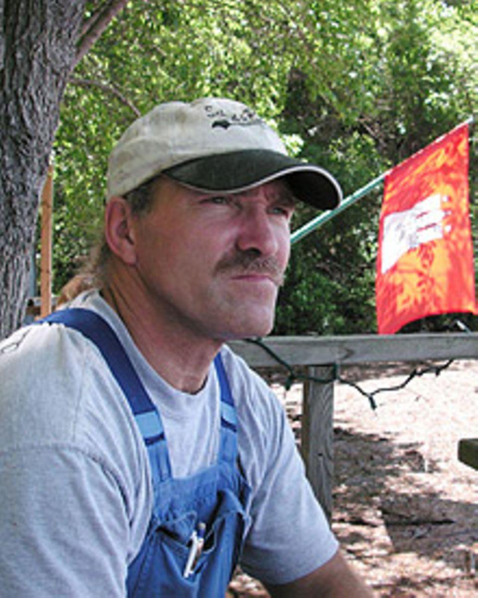 Hamburger Konny Reimann genießt sein neues Leben in Texas