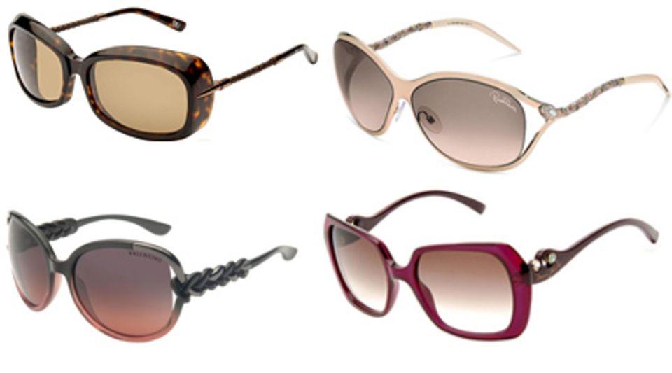 Street Chic: Jessica Alba weiß, dass man eine Sonnenbrille wie ein Schmuckstück trägt