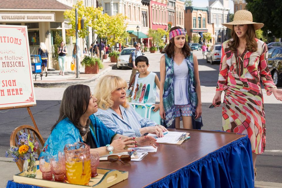 Gilmore Girls, Staffel Acht