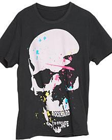 Das ist das exklusive Tokio Hotel Shirt im Rockabilly-Stil