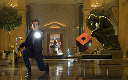Ben Stiller auf nächtlicher Mission unterwegs im Museum