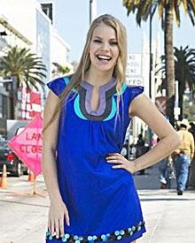 """Margarita hatte sich auch schon bei """"Germany's Next Topmdel"""" beworben, nun ist sie bei """"Mission Hollywood"""" dabei"""