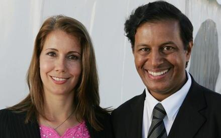 Kristiane Backer wurde erst durch ihren Mann Rachid Jaafar zur Konvertierung inspiriert