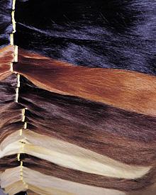 Mehr als 50 Standartfarben lassen sich zu über 2500 Farbnuancen kombinieren.