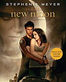 """So sieht das neue Buchcover von """"New Moon"""" aus"""