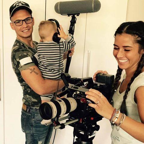 Pietro, Sarah + Alessio Lombardi