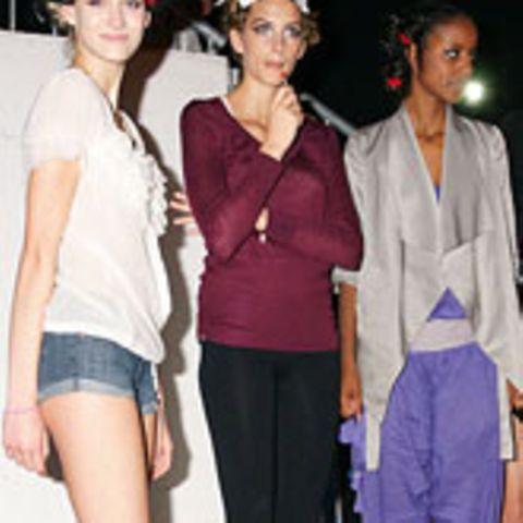 Models für Anja Gockel
