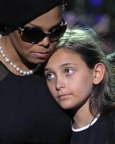 Janet und Paris Jackson