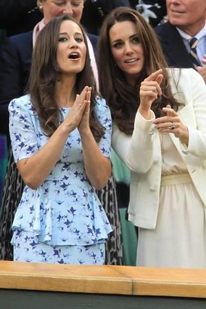 Pippa Middleton Vor Ihrer Hochzeit Fürchtet Sich Die Queen Galade