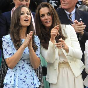 Pippa Middleton und Herzogin Catherine