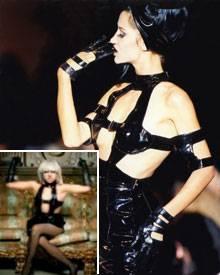 Lady GaGa in Thierry Mugler 2