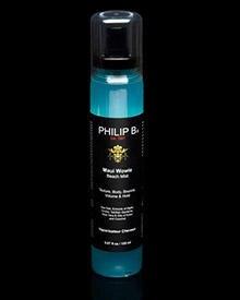 """Haarpflege plus Styling aus Hollywood: """"Maui Wowie Beach Mist"""" von Philip B., 150 ml, ca. 29 Euro über www.niche-beauty.com"""