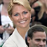 Prinzessin Madeleine, Jonas Bergström
