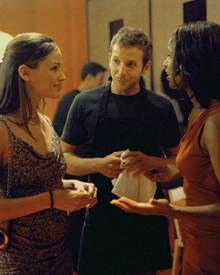 """In der Agentenserie """"Alias"""" sammelte Bradley zwischen 2001 und 2006 erste Hollywooderfahrungen"""