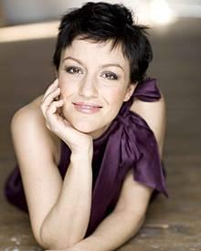 Strahlend schön, auch mit kurzen Haaren: Miriam Pielhau hat den Krebs besiegt