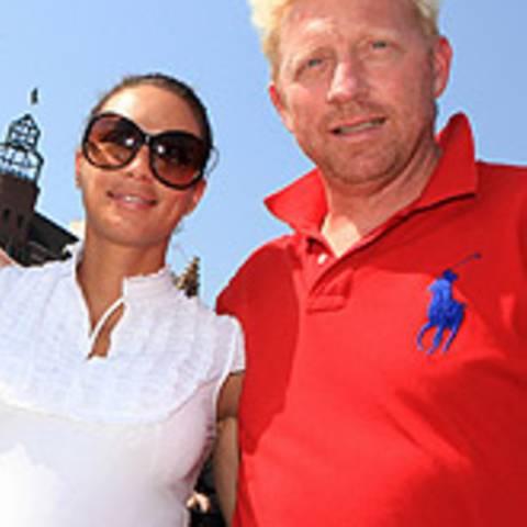 Lilly Becker, Boris Becker