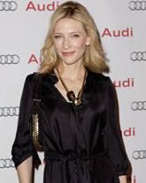 Cate Blanchett: Verletzt auf der Theater-Bühne