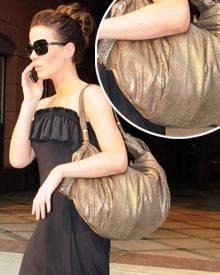 """So schön kann Shopping sein: Kate und ihre """"Bally-Bag"""""""