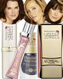 """Color Riche"" Lippenstift, ""Glam Shine"" Lipgloss, ""Resist & Shine"" Nagellack und das ""Indefectible"" Lippenduo von L'Oréal: Mit d"