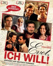 """""""Evet, ich will"""" startet am 1. Oktober in den Kinos"""