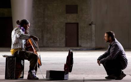 Jamie Foxx und Robert Downey Jr. brillieren in dem Drama von Joe Wright.