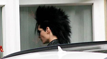 Das ist sie, die brandneue Frisur von Bill Kaulitz