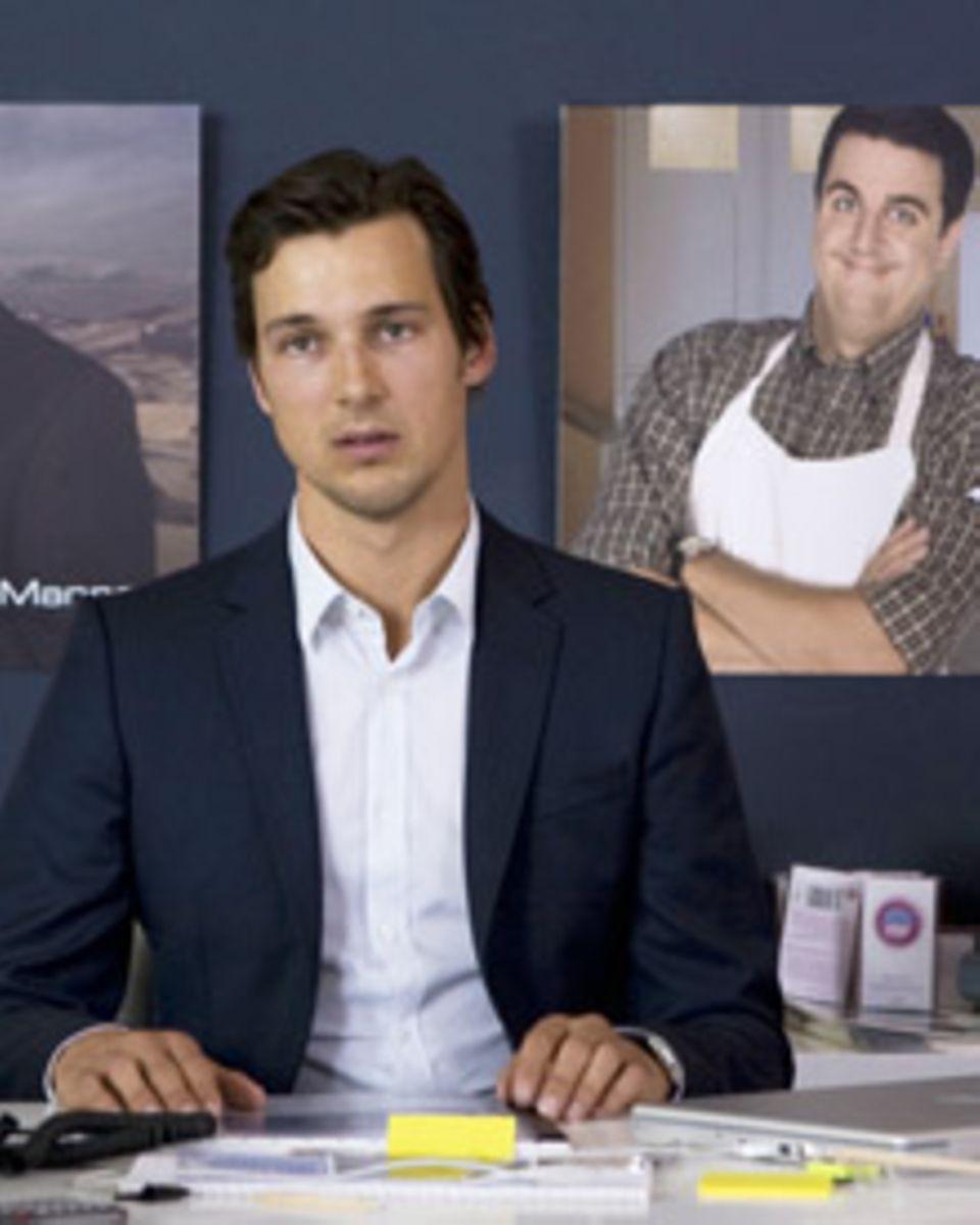 Alles vorbei? Kurz vor seiner Hochzeit kriegt Werber Niklas (Florian David Fitz) die Krise.