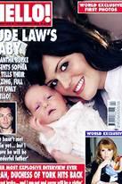 Samantha Burke, Jude Law