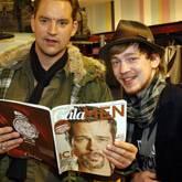 Gala Men Fashion Brunch - Christian Kahrmann und Tino Mewes