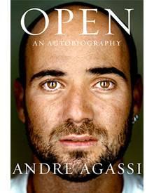 """Der Name ist Programm: In """"Open. Das Selbstporträt"""" packt Andre Agassi aus (Droemer, 608 S., 22,95 Euro, ab 9. November im Hande"""