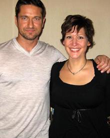 Gerard Butler traf sich mit Gala.de-Redakteurin Carla Quick in Berlin.