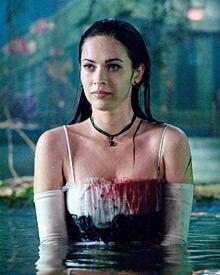 """Mörderisch Sex: In der Horror-Komödie """"Jennifer's Body"""" (ab 5.11 im Kino) spielt Megan Fox eine Highschool-Schönheit, die von ei"""