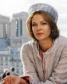 Am 11. November, 20:15 Uhr ist Jessica Schwarz als Romy Schneider in der ARD zu sehen.