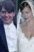 Mark Owen und Emma Ferguson