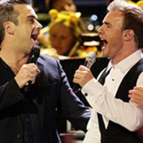 Robbie Williams Gary Balow