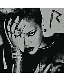 """Rihannas neues Album """"Rated R"""" klingt deutlich härter als die drei Vorgänger-Platten."""
