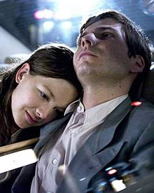 """Lila, Lila"" mit Hannah Herzsprung und Daniel Brühl läuft am 17. Dezember in den Kinos an."