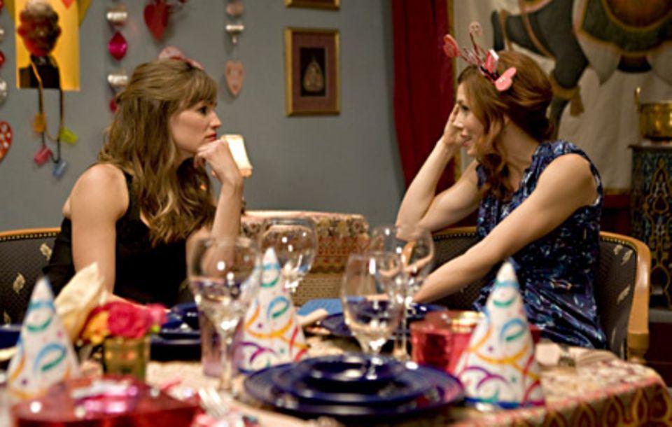 """Jennifer Garner und Jessica Biel sind in """"Valentinstag"""" nicht besonders gut auf die Liebe zu sprechen."""