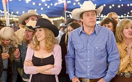 """Zwangsgemeinsamkeiten in Wyoming: Sarah Jessica Parker und Hugh Grant in """"Haben Sie das von den Morgans gehört?"""" Kinostart ist a"""