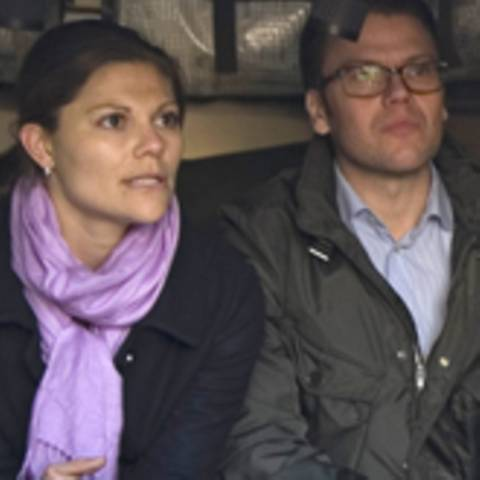 Prinzessin Victoria + Daniel Westling