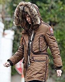 Unter dieser kuscheligen Kapuze versteckt sich Jennifer Garner.