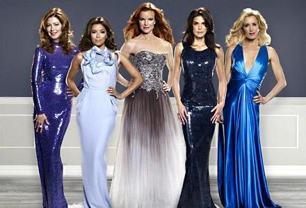 Die Damen von Desperate Housewives laufen in der sechsten Staffel zur Höchstform auf.