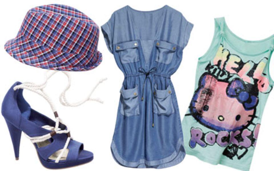 Das wird uns warm ums Herz: Die neue Frühjahrs-/ Sommerkollektion von H&M kann sich sehen lassen.