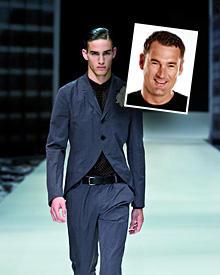 """""""Berlin ist schnell, modern unkompliziert, aufgeschlossen"""" findet Modedesigner Michael Michalsky."""