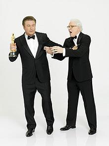 Lizenz zum Rumblödeln: Alec Baldwin und Steve Martin werden die Oscar-Verleihung moderieren