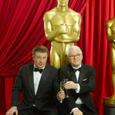 Alec Baldwin, Steve Martin, Oscar Co-hosts