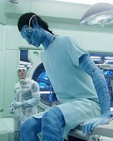 """James Camerons Fantasy-Knaller """"Avatar"""" hat sein Drama """"Titanic"""", bis dato größter Kassenhit aller Zeiten, bereits überflügelt."""