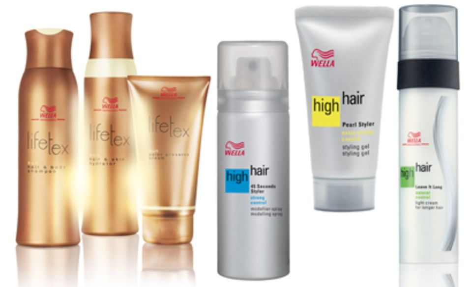 """Gegen sommerlichen Stroh-Effekt - für Schutz und ausreichend Glanz und Feuchtigkeit: Lifetex """"Sun Hair & Body Shampoo"""", """"Hair &"""