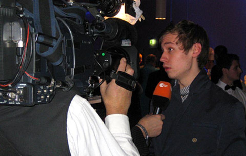 """David Kross ist in deutschen Kinos gerade mit """"Same Same But Different"""" zu sehen."""